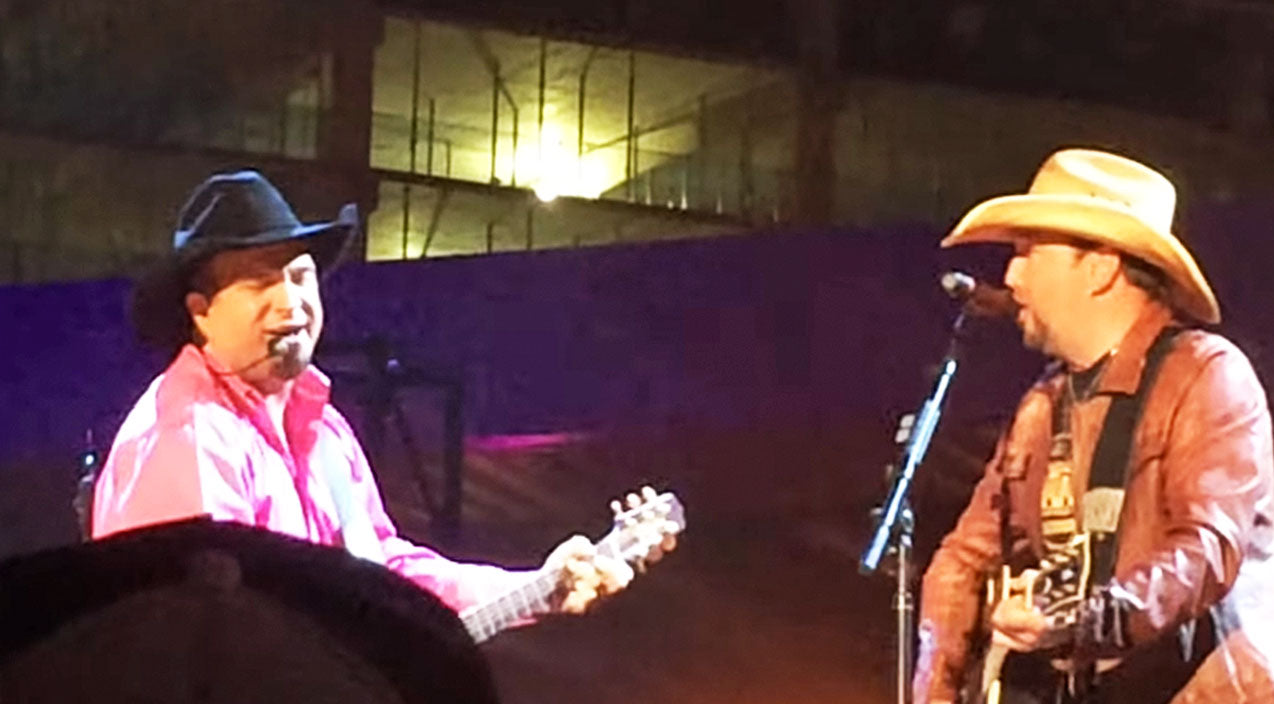 Modern country Songs | Garth Brooks & Jason Aldean Join Forces To Slay Epic Duet Of 'Much Too Young' | Country Music Videos