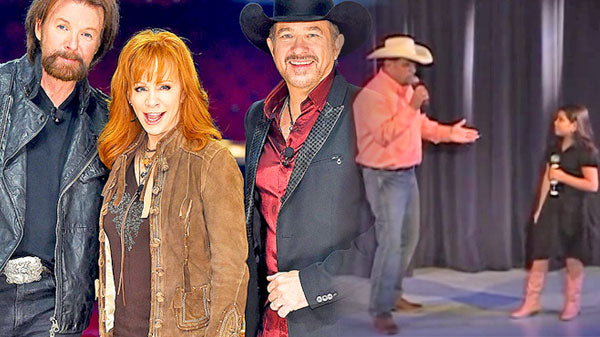 Reba mcentire Songs | Father and Daughter Duo Dazzles With
