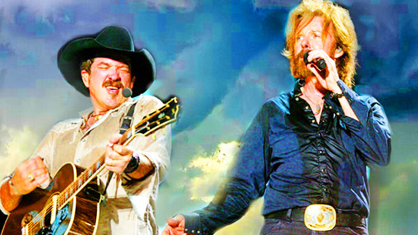 Brooks and dunn Songs | Brooks and Dunn - Against The Wind | Country Music Videos