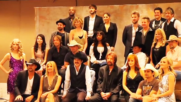 Tim mcgraw Songs | Brooks & Dunn - Class Photo Shoot with People Magazine (The Last Rodeo) | Country Music Videos