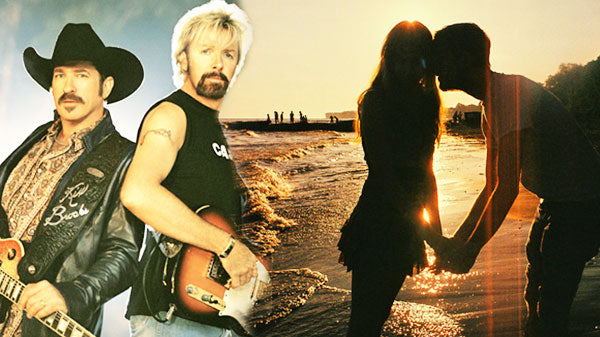 Brooks and dunn Songs   Brooks & Dunn - You're My Angel   Country Music Videos