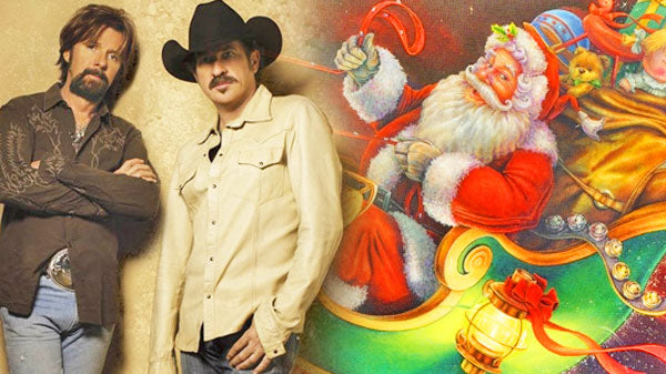 Brooks and dunn Songs | Brooks and Dunn - Santa's Coming Over To Your House | Country Music Videos