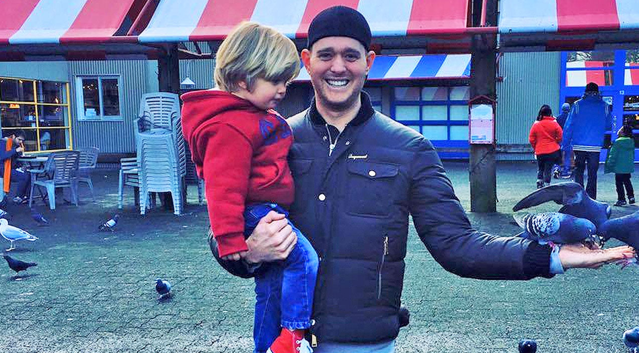 Michael buble Songs | Michael Bublé Reveals 3-Year-Old Son Has Cancer, Has 'Put Career On Hold' | Country Music Videos