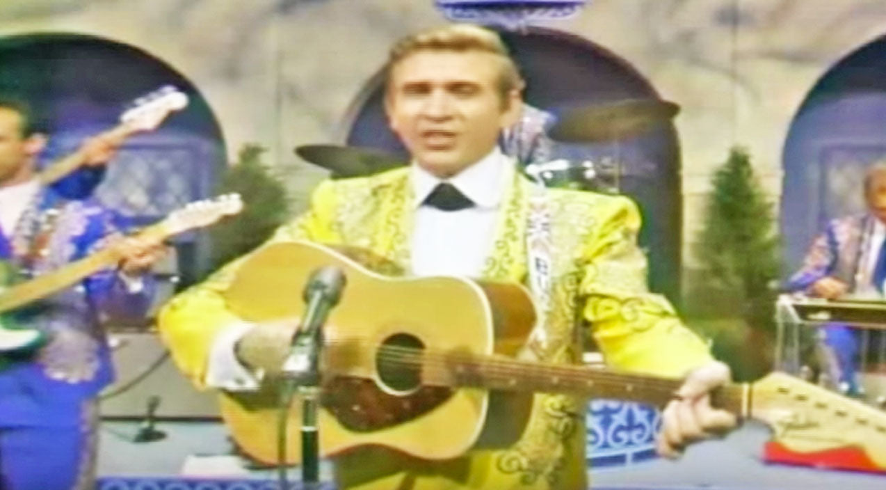 The buckaroos Songs | Rare Footage Of Buck Owens & His Buckaroo's Performing 'I've Got A Tiger By The Tail' | Country Music Videos
