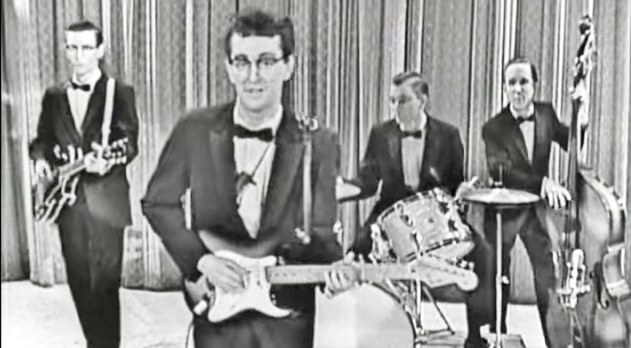 Stevie nicks Songs | Buddy Holly & The Crickets Perform 'That'll Be The Day' On Historic Ed Sullivan Show | Country Music Videos
