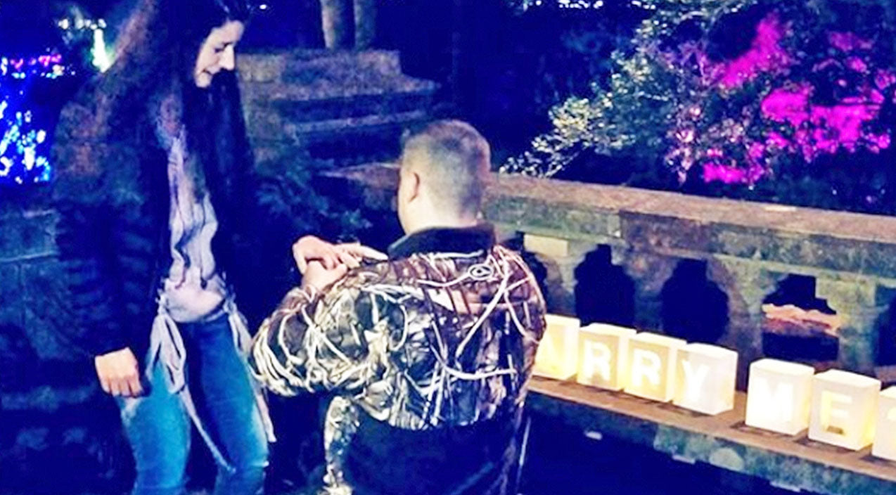 Wynonna judd Songs | Son Of Country Music Royalty Makes Mama Proud With Camo-Clad Proposal | Country Music Videos