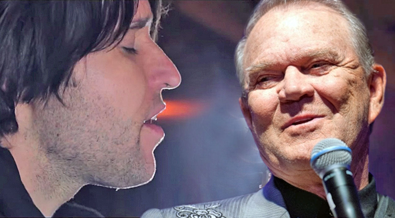 Glen campbell Songs | Glen Campbell's Son Sings Heartbreaking Tribute To Ailing Father | Country Music Videos