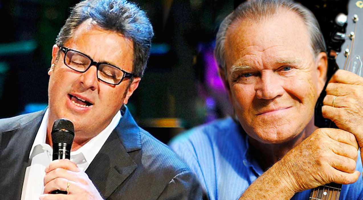 Vince gill Songs | Country All-Stars Honor Glen Campbell With Medley Of His Greatest Hits | Country Music Videos