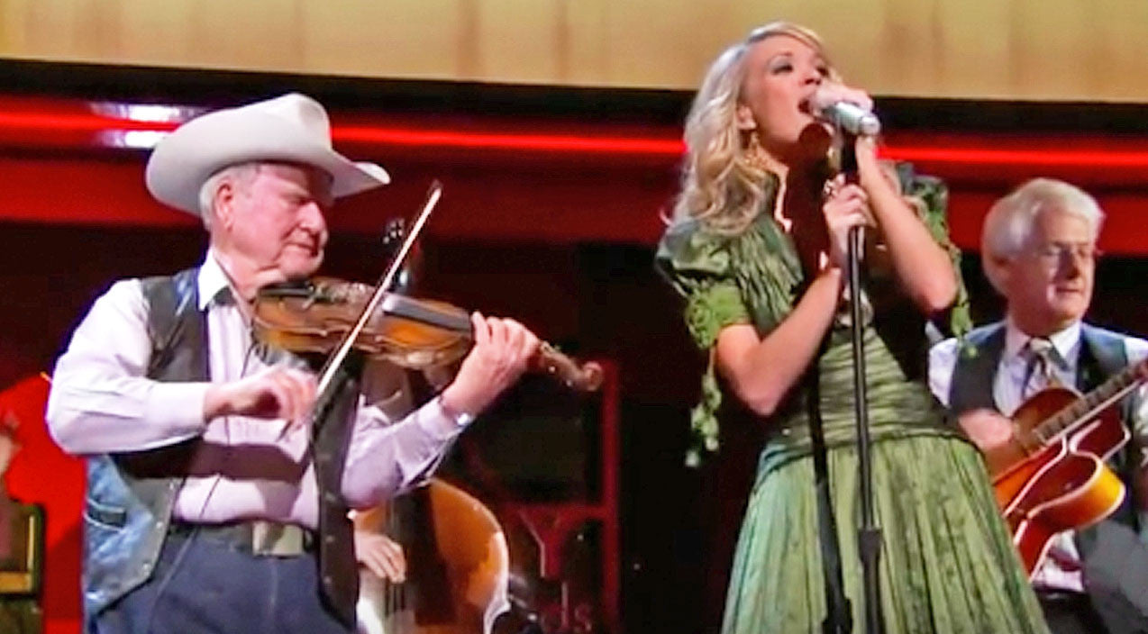 Classic country Songs | Western Swing Hit Gets Resurrected By Carrie Underwood | Country Music Videos