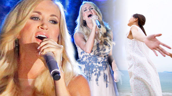 Carrie underwood Songs   Carrie Underwood Stands Up For Her Christianity (WATCH)   Country Music Videos