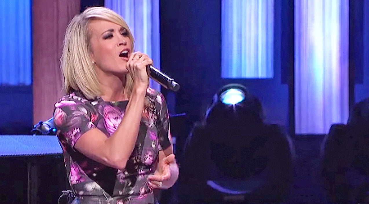Modern country Songs | You've Never Heard Carrie Underwood's 'Church Bells' Like This Before | Country Music Videos