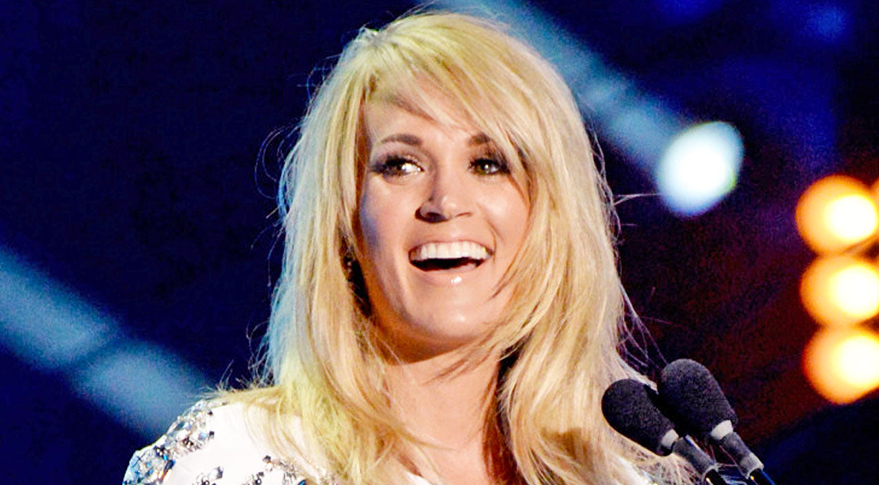 Modern country Songs | Carrie Underwood Challenges Famous Comedian To Duet. His Response? WOW! | Country Music Videos