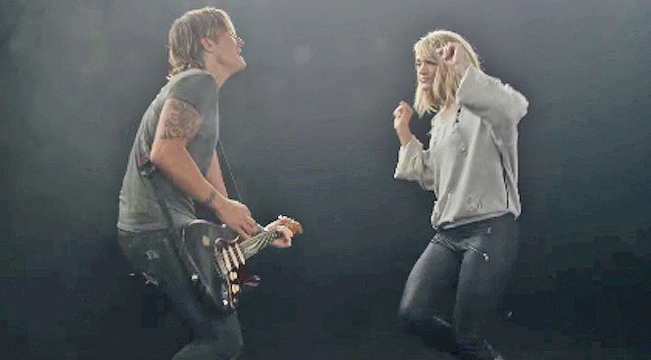 Keith urban Songs | Carrie Underwood's Dancing Steals The Show In 'The Fighter' Music Video With Keith Urban | Country Music Videos