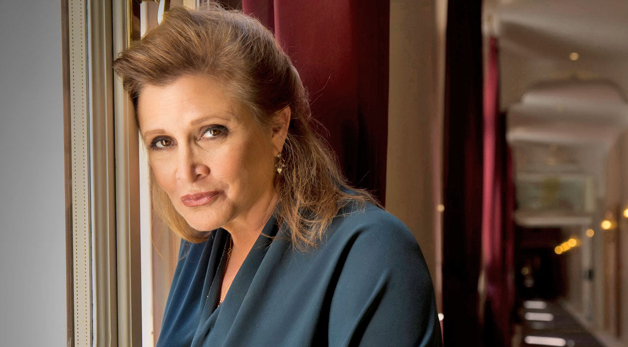 Carrie fisher Songs | 'Star Wars' Icon Carrie Fisher Passes Away At 60 | Country Music Videos