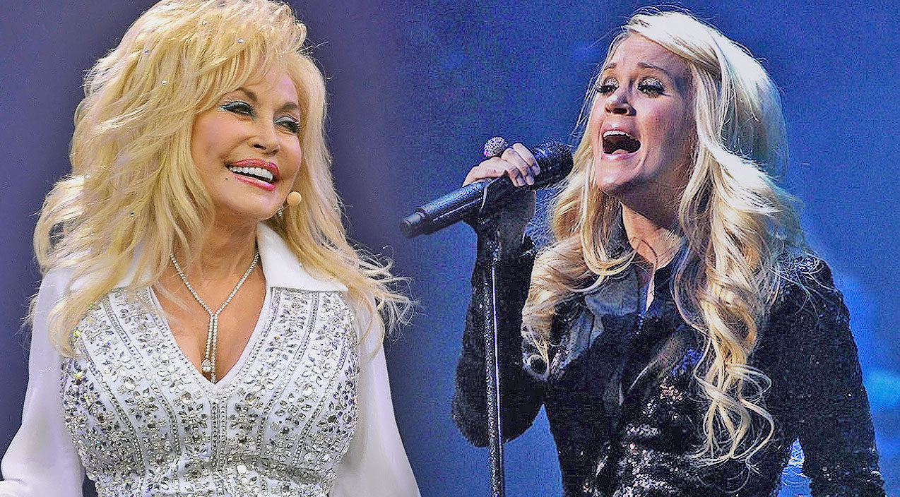 Dolly parton Songs | Carrie Underwood Kicks Off Tour With Stellar Cover Of Dolly Parton's 'I Will Always Love You' | Country Music Videos