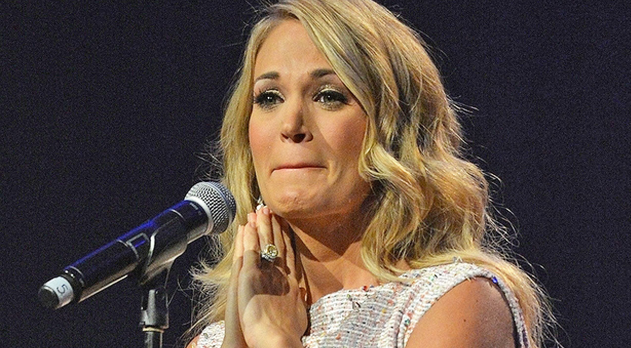 Carrie underwood Songs | Carrie Underwood Reveals What Makes Her Cry While On Tour | Country Music Videos