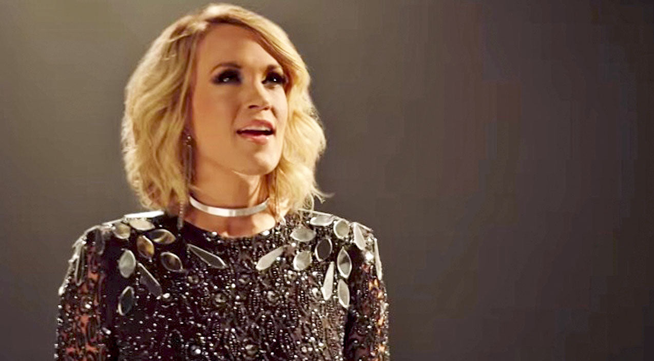 Carrie underwood Songs | Carrie Underwood Is Pure Perfection In Teaser Trailer For New 'Sunday Night Football' Theme | Country Music Videos