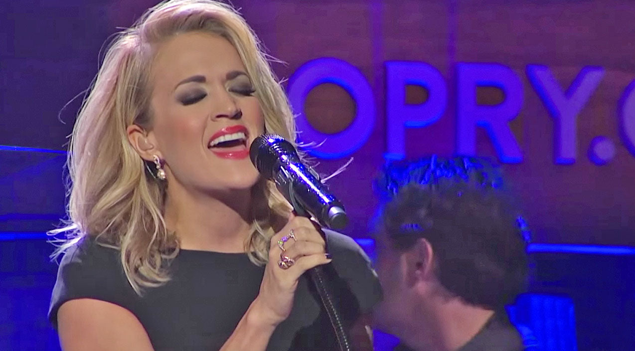 Modern country Songs | Carrie Underwood Debuts Latest Single At Grand Ole Opry, Blows Everyone Away | Country Music Videos