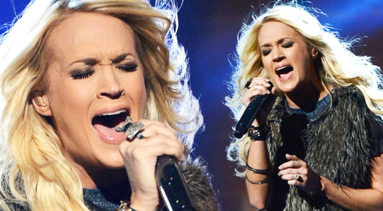 Carrie underwood Songs | Carrie Underwood's Emotional 'Jesus Take The Wheel' at '06 ACM Awards | Country Music Videos