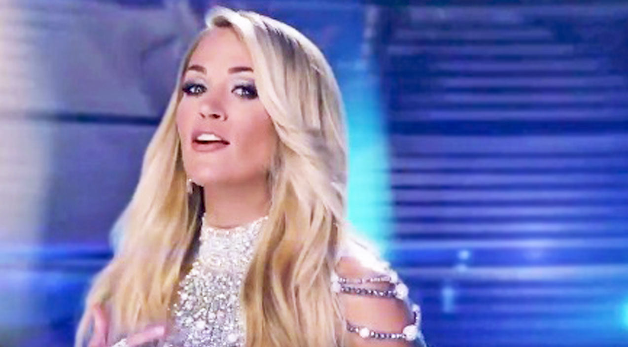 Carrie underwood Songs | The Huge Reason Why Carrie Underwood Was The Super Bowl's True MVP | Country Music Videos