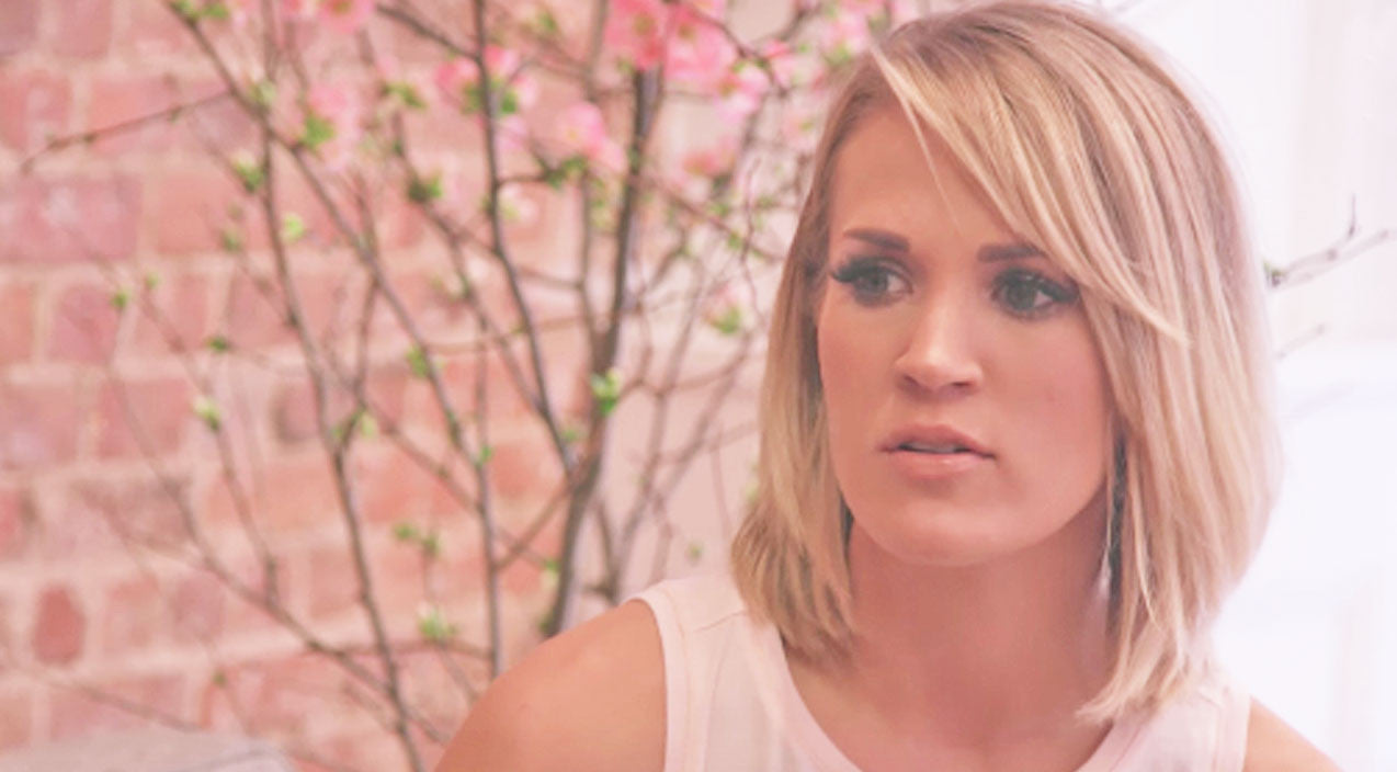 Carrie underwood Songs | Carrie Underwood Reveals Surprise Secret Obsession | Country Music Videos