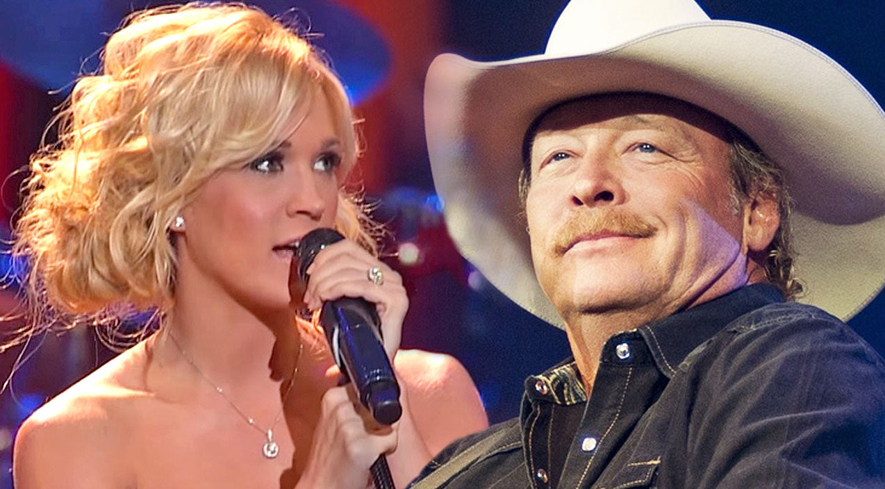Carrie underwood Songs | Carrie Underwood Sings Angelic Rendition Of Alan Jackson's 'Remember When' | Country Music Videos
