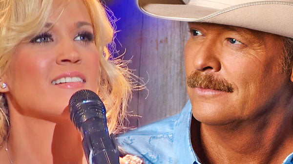 Carrie underwood Songs | Carrie Underwood Amazes With Alan Jackson's