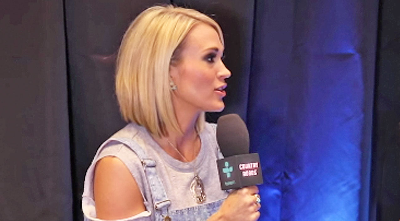 Carrie underwood Songs | Carrie Underwood Reveals The REAL Reason Why She Works Out So Much | Country Music Videos