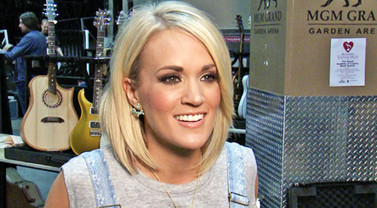 Modern country Songs   Carrie Underwood Admits She Tried To 'Smuggle' Her Son Into Another Country   Country Music Videos