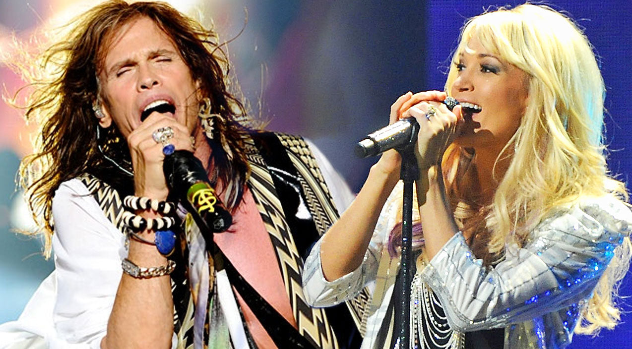 Steven tyler Songs | MUST SEE: Carrie Underwood And Steven Tyler Electrify The Stage With 'Before He Cheats'! | Country Music Videos