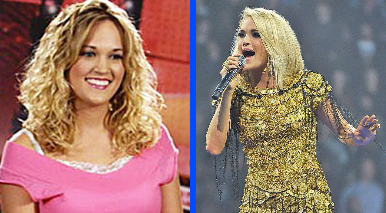 3. Carrie Underwood (Season 4) | Country Music Videos