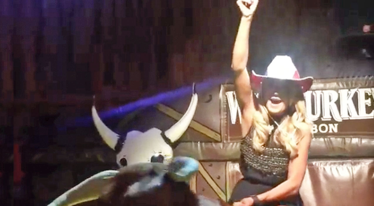 Carrie Underwood Channels Her Inner Cowgirl & Lets Loose After CMAs | Country Music Videos