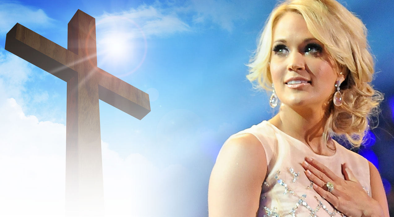 Carrie underwood Songs | Carrie Underwood's Stunning Rendition Of 'How Great Thou Art' Will Sweep You Off Your Feet! | Country Music Videos