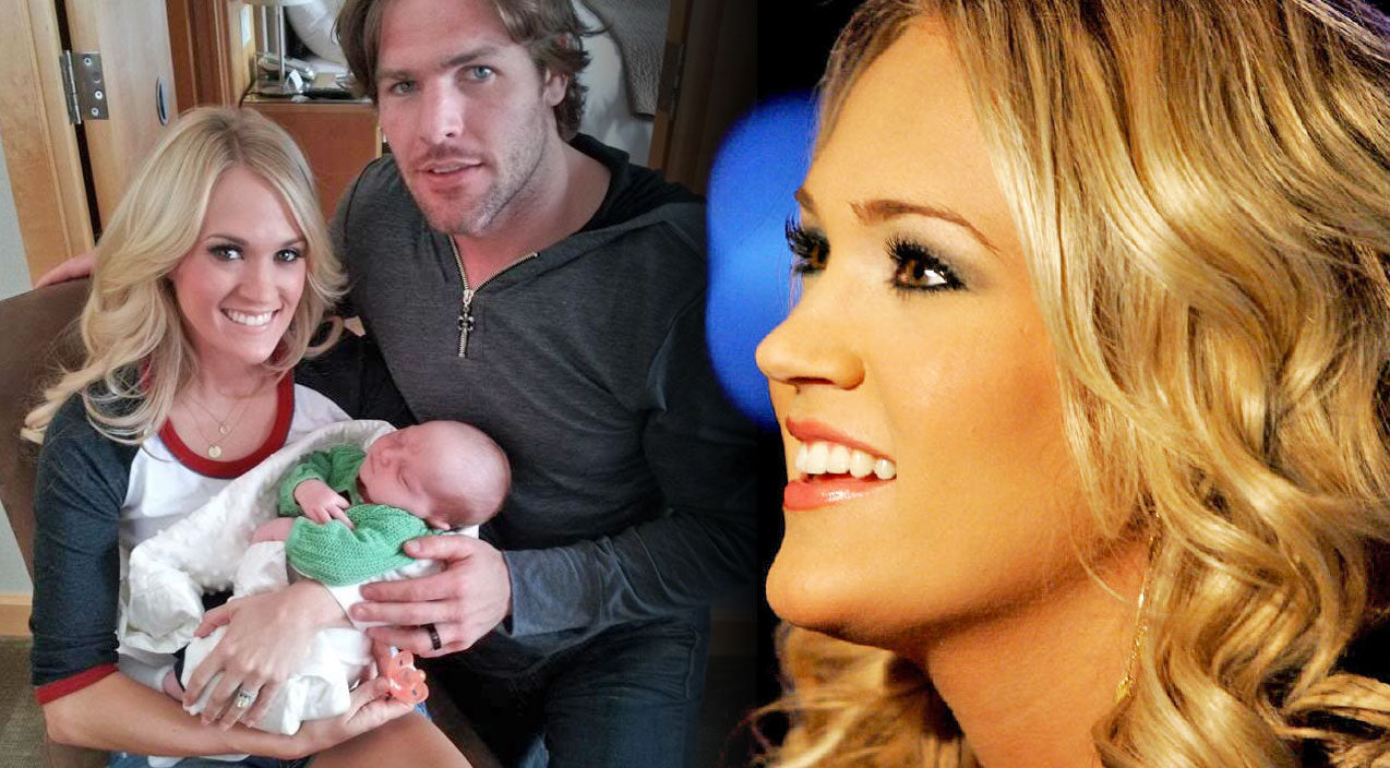 Carrie underwood Songs | Carrie Underwood Pens Song About Baby Isaiah. Will It Make The Album? | Country Music Videos