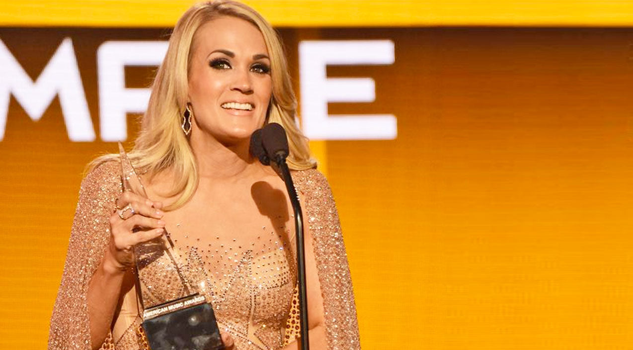 Classic country Songs | Carrie Underwood Gushes About Her Husband & Son After Winning 9th AMA Award | Country Music Videos