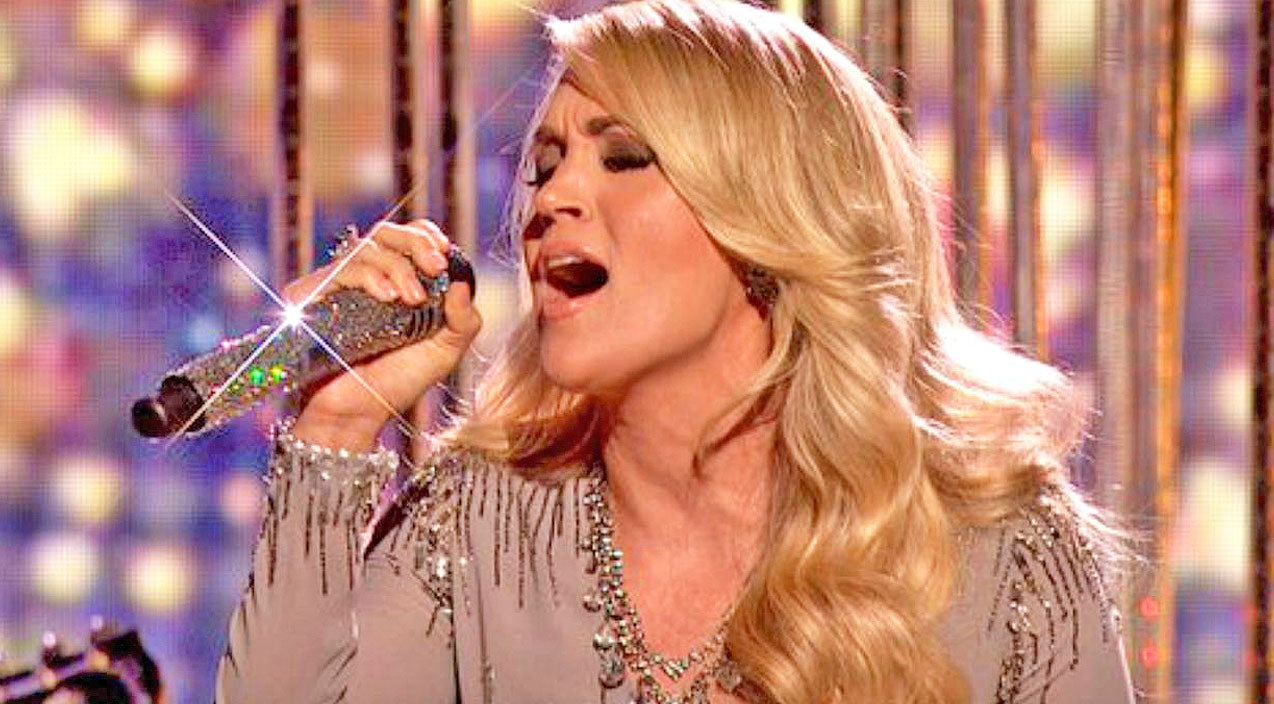 Carrie underwood Songs | Brits Not Thrilled With Carrie Underwood's X Factor UK Debut | Country Music Videos