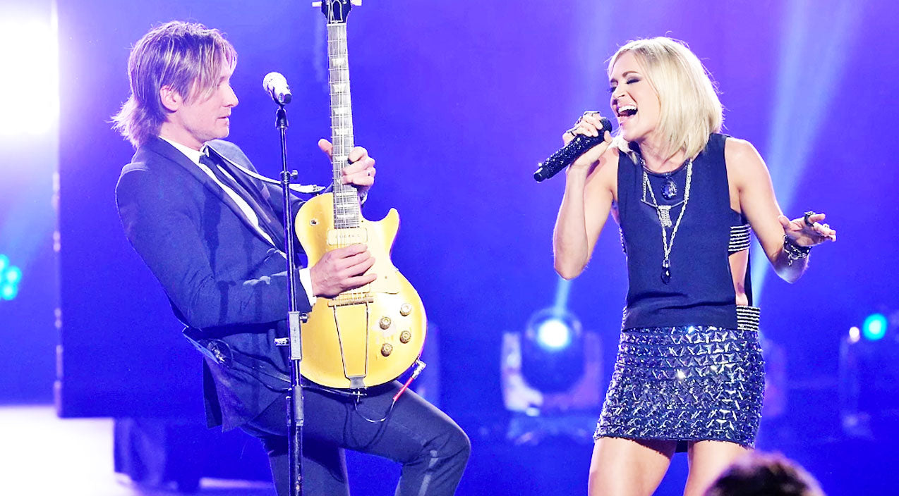 Keith urban Songs | Carrie Underwood & Keith Urban Put The Rumors To Rest With Exciting Announcement | Country Music Videos