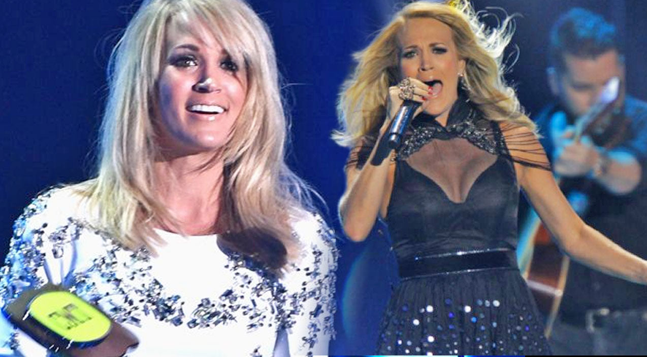 Carrie underwood Songs | Carrie Underwood Shines At CMT Music Awards With Wins And Performance | Country Music Videos
