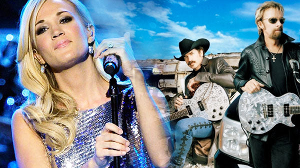 Carrie underwood Songs | Carrie Underwood Covers Brooks & Dunn Song
