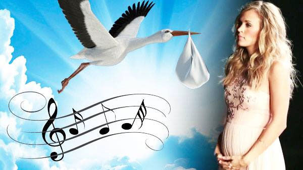 Carrie underwood Songs | Carrie Underwood Gives Her Baby Private Concerts! | Country Music Videos