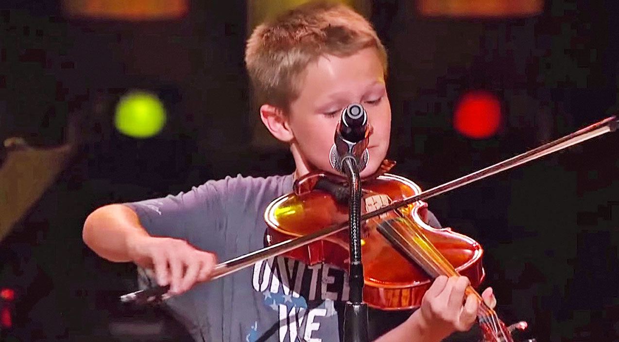 Carson peters Songs | Fiddlin' Carson Peters Performs Original Song At The Opry, And The Crowd Can't Get Enough! | Country Music Videos