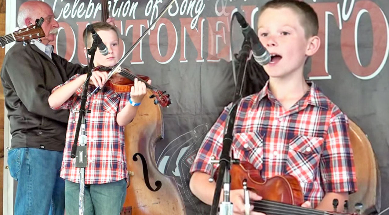 Carson peters Songs | 11-Year-Old Carson Peters Dazzles The Crowd With His Jaw-Dropping Rendition Of 'Kentucky Waltz' | Country Music Videos