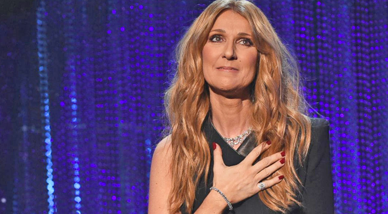 Celine dion Songs | Celine Dion Breaks Down During First Performance After Husband's Passing | Country Music Videos