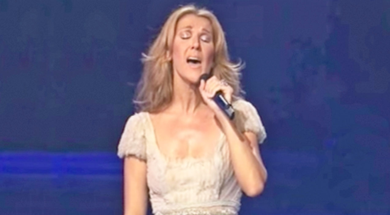 Elvis presley Songs | Celine Dion Pays Tribute To Elvis Presley With Enchanting 'Can't Help Falling In Love' | Country Music Videos
