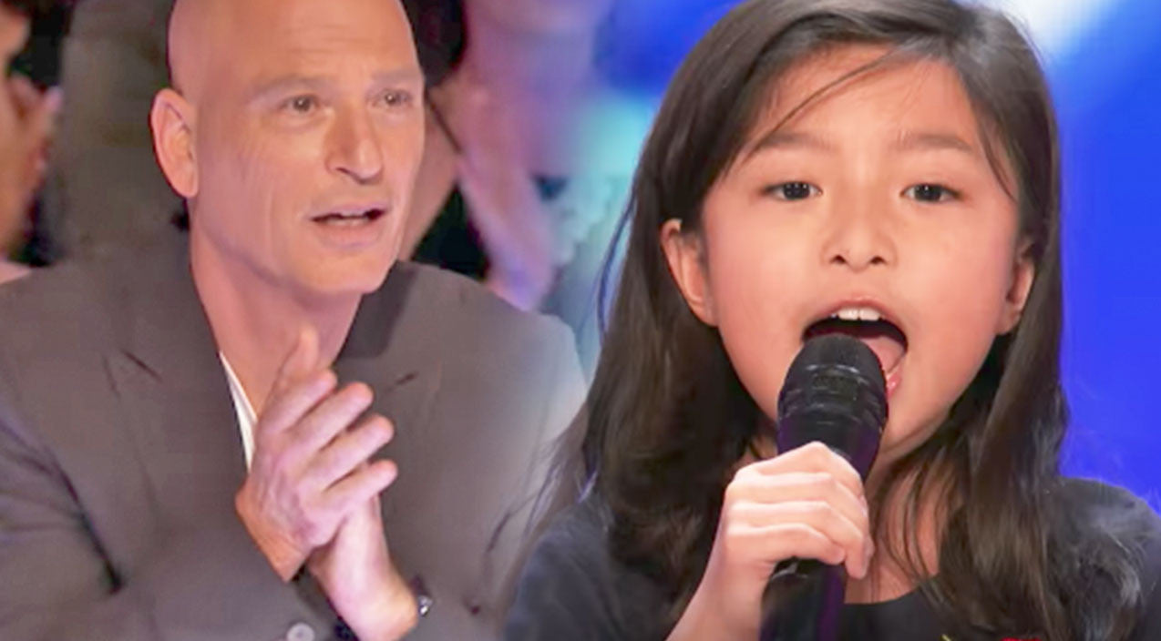 Celine tam Songs   Adorable Little Girl Blows Judges Away With Her Spine-Tingling Audition   Country Music Videos