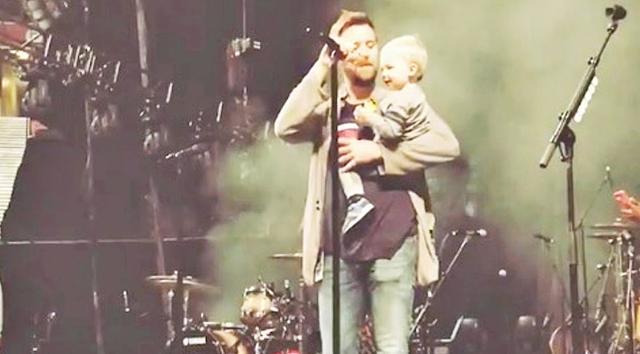 Modern country Songs | Lady A's Charles Kelley Places Son In Front Of Mic & He Sings His Little Heart Out | Country Music Videos