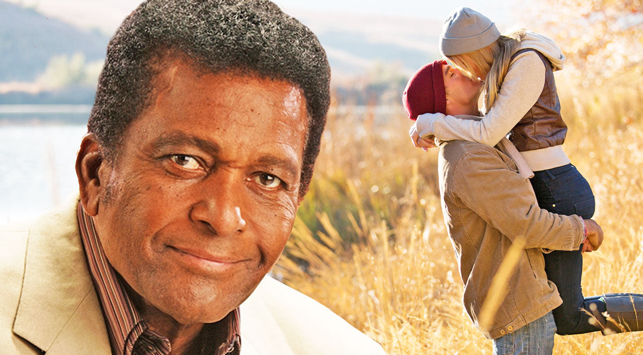 Classic country Songs | FLASHBACK: Charley Pride Steals Hearts With 'Kiss An Angel Good Mornin'' | Country Music Videos
