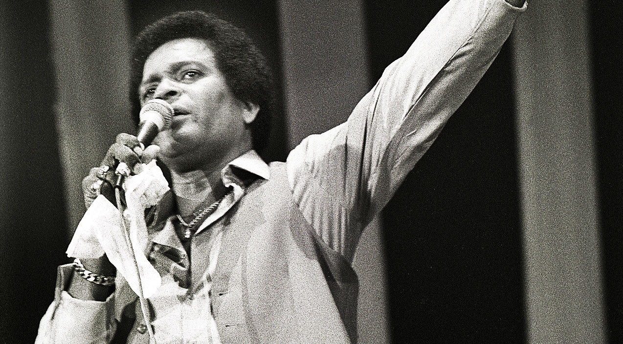 Charley pride Songs | In Case You Forgot - Charley Pride's Super Bowl National Anthem Literally Changed History | Country Music Videos