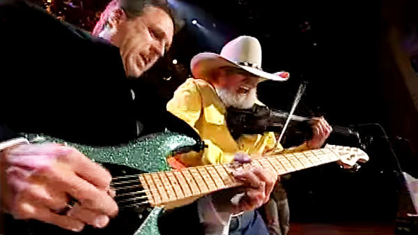 Charlie Daniels Band - Devil Went Down to Georgia (LIVE @ the Grand Ole Opry) | Country Music Videos