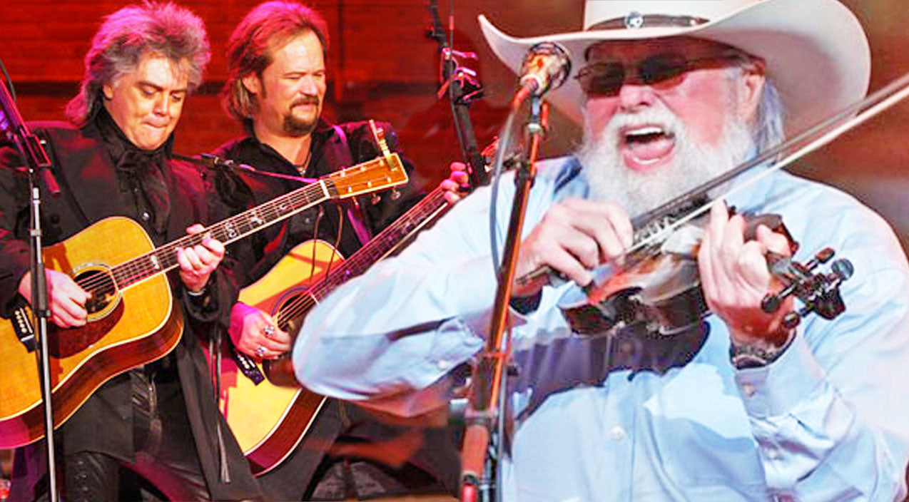 Travis tritt Songs | Charlie Daniels Joined By Travis Tritt, Marty Stuart, More In 'Devil Went Down To Georgia' Sequel | Country Music Videos